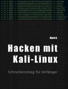 Hacken mit Kali-Linux (eBook, ePUB)