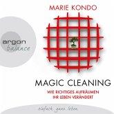 Wie richtiges Aufräumen ihr Leben verändert / Magic Cleaning Bd.1 (MP3-Download)