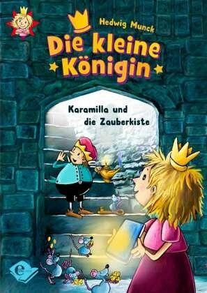 Buch-Reihe Die kleine Königin
