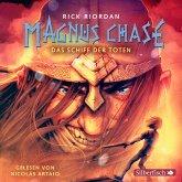 Das Schiff der Toten / Magnus Chase Bd.3 (6 Audio-CDs)