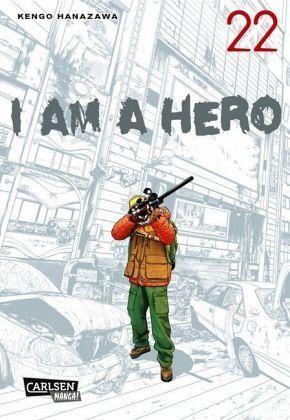 Buch-Reihe I am a Hero