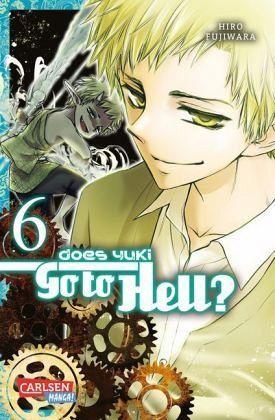 Buch-Reihe Does Yuki Go to Hell?
