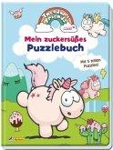 Theodor and Friends: Mein zuckersüßes Puzzlebuch