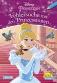 Disney Prinzessin - Fehlersuche mit den Prinzessinnen / Pixi kreativ Bd.117