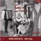 Zum Tanz'n und Los'n, 1 Audio-CD