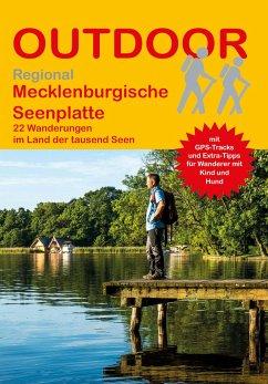 Mecklenburgische Seenplatte - Hennemann, Michael
