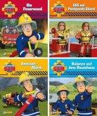 Feuerwehrmann Sam, 4 Hefte