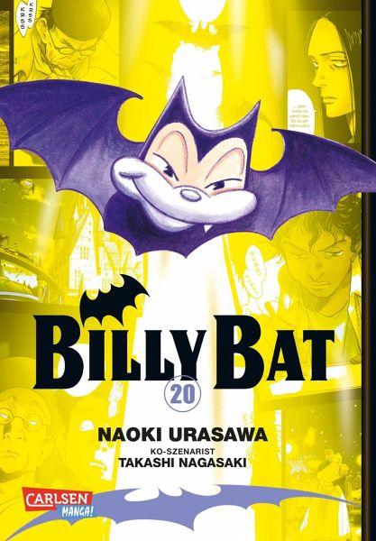 Buch-Reihe Billy Bat