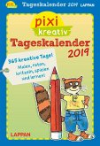 Pixi kreativ Tageskalender 2019