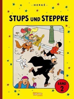 Buch-Reihe Stups und Steppke