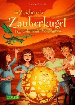 Das Geheimnis des Drachen / Im Zeichen der Zauberkugel Bd.4 - Gemmel, Stefan