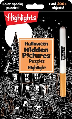 Halloween Hidden Pictures(r) Puzzles to Highlight