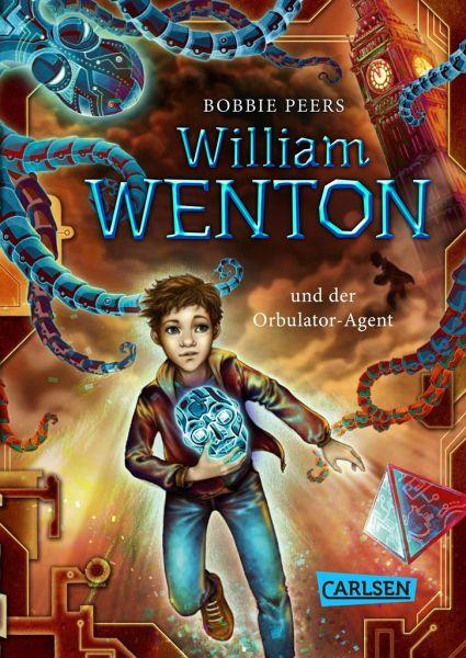 Buch-Reihe William Wenton