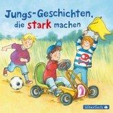 Jungs-Geschichten, die stark machen, 1 Audio-CD