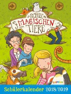 die schule der magischen tiere schülerkalender 2018/2019 von margit auer - kalender portofrei