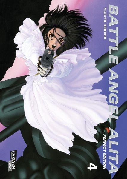 Buch-Reihe Battle Angel Alita - Perfect Edition