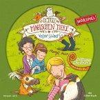 Voller Löcher! / Die Schule der magischen Tiere Bd.2 (1 Audio-CD)