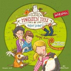 Voller Löcher! / Die Schule der magischen Tiere Bd.2 (1 Audio-CD) - Auer, Margit