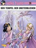Der Tempel der Unsterblichen / yoko tsuno Bd.28