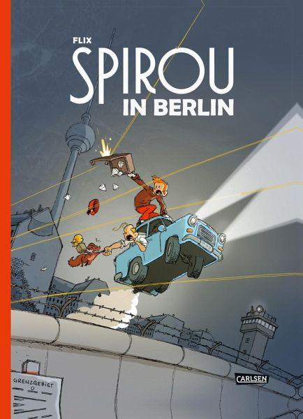 Buch-Reihe Spirou + Fantasio Spezial