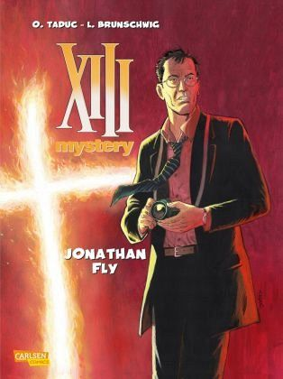 Buch-Reihe XIII Mystery