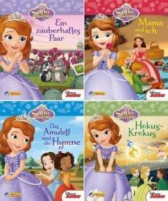 Disney Sofia die Erste, 4 Hefte