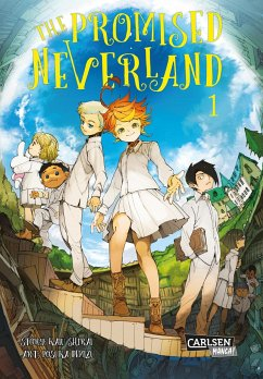 The Promised Neverland / The Promised Neverland Bd.1