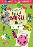 Pocket-Rätsel-Block: Zahlen-Rätsel