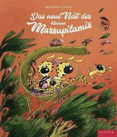 Das neue Nest der kleinen Marsupilamis - Chaud, Benjamin
