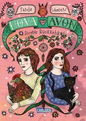 Buch-Reihe Nova und Avon