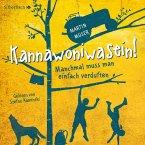 Manchmal muss man einfach verduften / Kannawoniwasein Bd.1 (2 Audio-CDs)