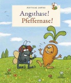 Nulli und Priesemut: Angsthase! Pfeffernase!