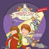 Licht aus! / Die Schule der magischen Tiere Bd.3 (1 Audio-CD)
