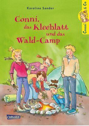 Buch-Reihe Conni & Co