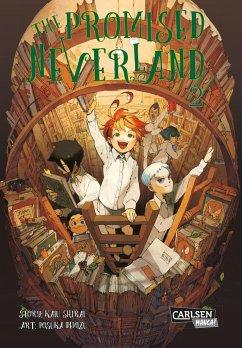 The Promised Neverland / The Promised Neverland Bd.2