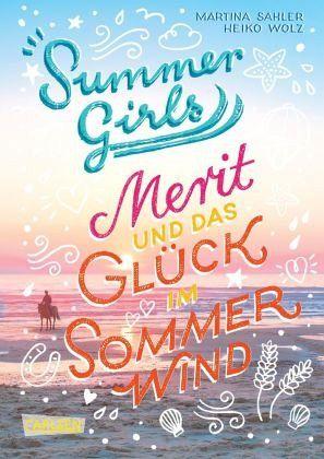 Buch-Reihe Summer Girls