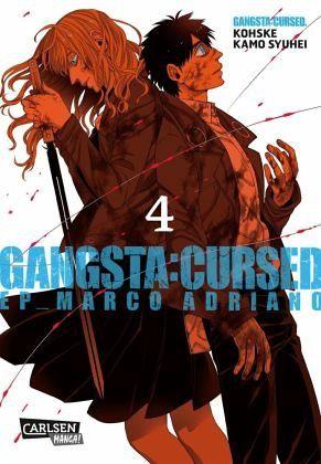 Buch-Reihe Gangsta.: Cursed