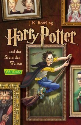 harry potter und der stein der weisen harry potter bd 1 von joanne k rowling taschenbuch. Black Bedroom Furniture Sets. Home Design Ideas