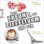 Mein Freund, der Eiffelturm und ich / Conni 15 Bd.4 (2 Audio-CDs)