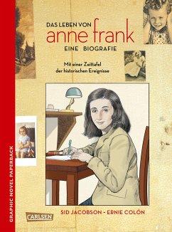 Anne Frank / Graphic Novel Paperback Bd.14 - Jacobson, Sid; Colón, Ernie