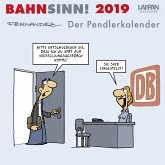 Bahnsinn! Der Pendlerkalender 2019