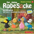 Der kleine Rabe Socke - Das Waldlied und andere rabenstarke Geschichten, 1 Audio-CD