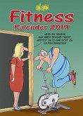 Uli Stein Fitness Kalender 2019