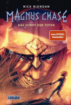 Das Schiff der Toten / Magnus Chase Bd.3