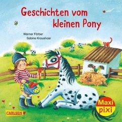 Geschichten vom kleinen Pony - Färber, Werner