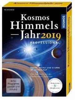 Kosmos Himmelsjahr professional 2019 - Keller, Hans-Ulrich