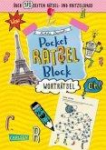 Pocket-Rätsel-Block: Wort-Rätsel