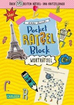 Pocket-Rätsel-Block: Wort-Rätsel - Busch, Nikki