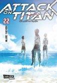 Attack on Titan Bd.22