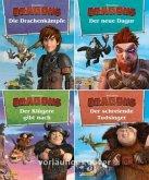 DreamWorks Dragons, 4 Hefte